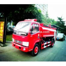 Camión de bomberos de 3CBM 4X2 Dongfeng / coche de bomberos / camión de bomberos del polvo / camión de bomberos de la escalera / camión de bomberos del aeropuerto / camión de bomberos de la espuma del agua