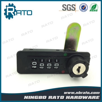 Changeable Plastic Combination Master Lock