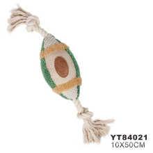 Squeakers del juguete del perro de la cuerda al por mayor (YT84021)