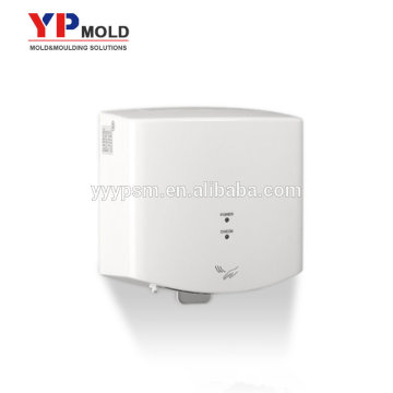 Custom Popular bathroom sanitary ware high speed automatic jet air hand dryer plastic injection mould/tooling