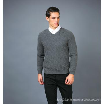 Camisola masculina de cachecol de moda 17brpv071