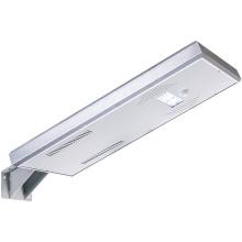 Copeaux de lumières de rue LED solaires d'All-in-One avec LG 15W