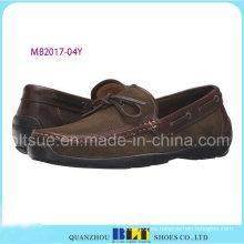 Zapato de barco impermeable de alta calidad para hombres Qulaity