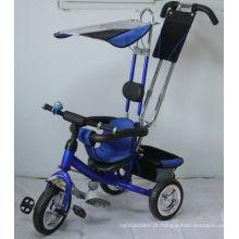 Triciclo do bebê, carrinho de bebê