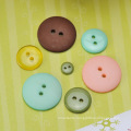 Top plastic material eyelet buttons christmas ornaments decorations home and garden new products 2016