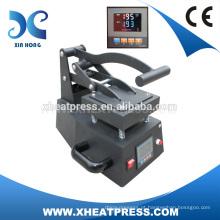Máquina de pressão de calor manual NOVA CONDIÇÃO 2016 para impressão de etiquetas, máquina de impressão com mini fita