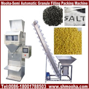 Semi Automatic Fodder/Feed/Granule Food Weighing Filling Packaging Machine