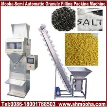 Semi Automatic Fodder/Feed/Granule Food Weighing Filling Packaging Machine