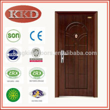 Moldova design Steel Security Door KKD-510 with High Quality (CE/SONCAP/BV)
