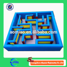 New products adult inflatable obstacle course for sale