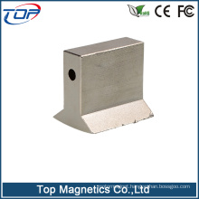 Strong NdFeB Magnets Disc shapes /Nickel Coated Rare Earth Magnet