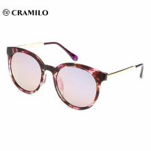 Premium venta de productos 2018 en usa rose gafas de sol de colores