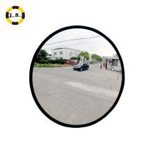 espelho de vidro convexo do tráfego rodoviário