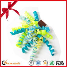 Wholesale Custom Curling Bow Decorative