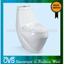 ovs foshan sanitary ware raised toilet seat A3043