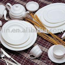 Juego de cena de cerámica