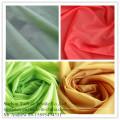 Tafetán de Nylon Ripstop del 100% con la PU cubierta para la tela de la ropa