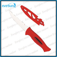 New Fishing Knife with Line outer and Fish Scaler