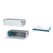 144 порта 4У волокна распределительная коробка прекращения панели