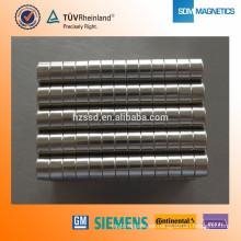 ISO / TS16949 N35 N52 Disco NdFeB venta de imanes industriales