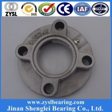 Agricultural Machinery 90mm Bore Diameter Plastic & Chrome Steel Spherical Pillow Block Bearing