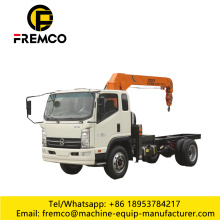 Truck-mounted-Crane with Foton Chassis