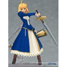 Kundenspezifische Anime PVC Abbildung Plastik Aktion Puppe Souvenir Modell Spielzeug