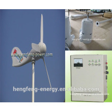 permanent magnet direct drive generator with high quality