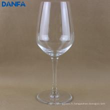 Sans vin sans plomb 450 ml de verre à vin (Clarté exceptionnelle)