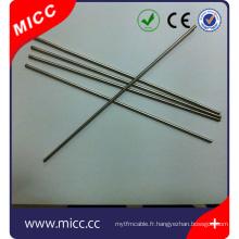 haute température inconel600 thermocouple mi câble
