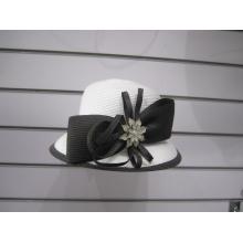 Ladies' Poly Braid Derby Suit Hats