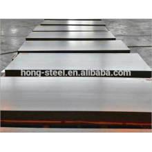 preço de fábrica do aço inoxidável 304 placa 2B/NO.1 /mill finish