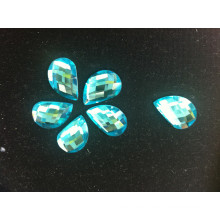 Comma Shape Stones Beads for Decoration