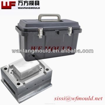 rich experience custom plastic tool kit mould made in China