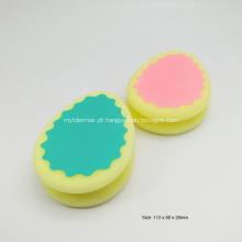 Almofada de esponja de remoção de cabelo indolor eficaz magia depilação