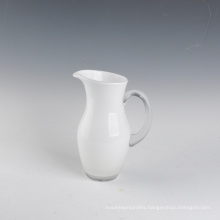 Wedding Products White Glass Vase