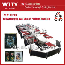 Rotary Screen Printing Machine