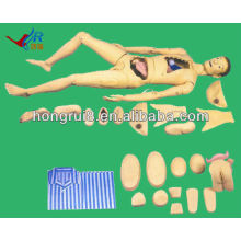 Comprehensive Medical Training Manikin (training model)
