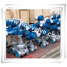 "Electric Operated F316 Gate Valve (4"")"