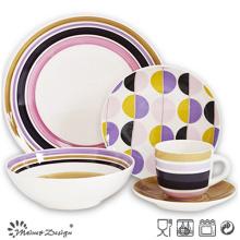 20шт Керамическая посуда ручная роспись дизайн