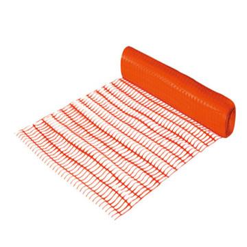 4 FT. X 100 FT. Clôture de sécurité en plastique orange