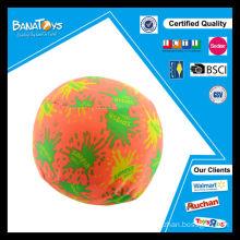 Esfera promocional da água do stress do brinquedo do esporte do presente da venda quente