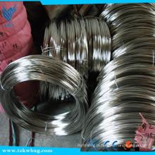 Fábrica de venda directa 201 de aço inoxidável brilhante fio