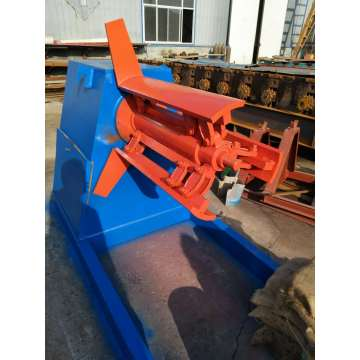 Decoiler hydraulique