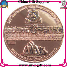 Metal Challenge Coin avec le logo 3D pour un cadeau religieux