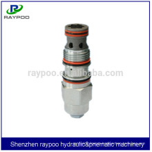 sun type adjustable restriction valve for hydraulic crawler drill rig