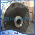Steel casting pump impellers