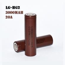 Authentieke 18650 LG HG2 3000mAh accu