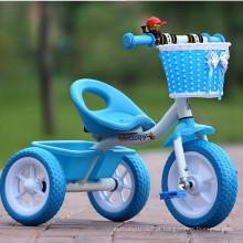 Carrinho do triciclo do bebê do produto novo para crianças Ly-W-0119
