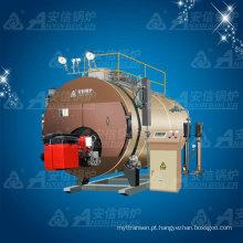 Caldeira a vapor a óleo ou a gás de alta capacidade da indústria